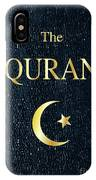 The Quran IPhone Case
