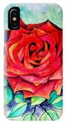 The Rose IPhone Case