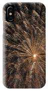 The Saint Louis Missouri 4 Of July Fireworks IPhone Case