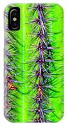 The Spines Of The Cactus IPhone Case