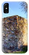 The Stone Jailhouse IPhone X Case