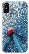The Texas Star, State Fair Of Texas IPhone Case by Robert Bellomy