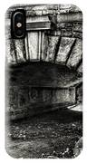 The Underpass Black And White IPhone Case