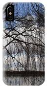The Veil Of A Tree IPhone Case