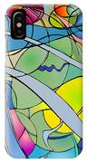 Thought Patterns #2 IPhone X Case