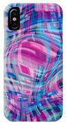 Thought Patterns - Warped #1 IPhone X Case