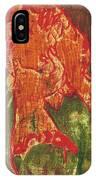 Thumb Cheek Girl 5 IPhone Case
