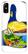 Thumbs Up Montana IPhone Case