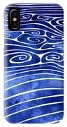 Tide Xvi IPhone Case