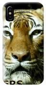 Tigers Mascot 4 IPhone Case