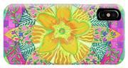 Tom's Squash Blossom IPhone Case