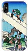 Top Quality Art - Mt,fuji36view-toutoumi In The Mountains IPhone Case