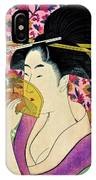 Top Quality Art - Woman With A Comb IPhone Case