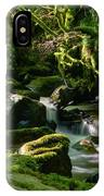 Torc Waterfalls Two IPhone Case