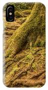 Trail Of Roots IPhone Case