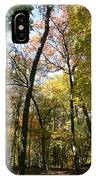 Transitioning Merwin Canopy IPhone Case by Dylan Punke