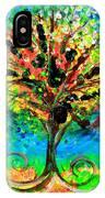 Tree Of Faith IPhone Case