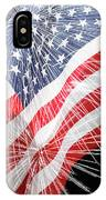 Tribute To The Usa IPhone Case