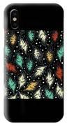 Tropical Design Pattern IPhone Case