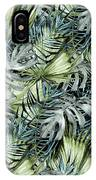 Tropical Leaves I IPhone Case