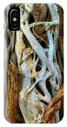 Twisted Tree Limbs IPhone Case