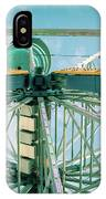 Under The Ferris Wheel IPhone Case