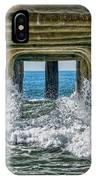 Under The Pier Manhattan IPhone Case by Michael Hope