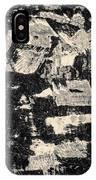 Untitled Ix Toned IPhone Case by David Gordon
