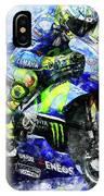 Valentino Rossi - 18 IPhone Case