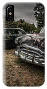 Vintage Cars Goshen Nh IPhone Case