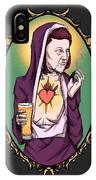 Virgin Meredith IPhone Case