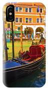 Visions Of Venice IPhone Case