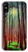 Waihou Forest  - Maui IPhone Case