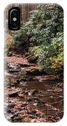 Washington Creek IPhone Case