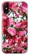 Washington State Magnolia IPhone Case by Mae Wertz