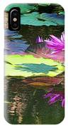 Water Lily 6 IPhone Case