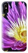 Water Lily On The Pond IPhone Case