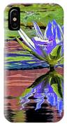 Water Lily10 IPhone Case