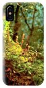Water Log IPhone Case