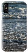 Waves Quietly Approaching IPhone Case