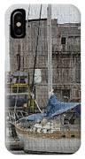 Westport Docks IPhone Case