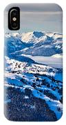 Whistler In Winter IPhone Case
