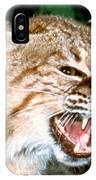 Wildcats Mascot 4 IPhone Case