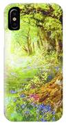 Wildflower Delight IPhone Case