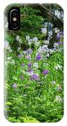 Wildflowers On Green's Hills IPhone Case