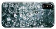 Winter Forest - Aerial Photography IPhone Case