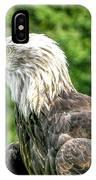 Wisconsin Bald Eagle IPhone Case