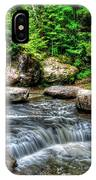 Wolf Creek Falls, New River Gorge, West Virginia IPhone Case