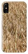 Wonderful Wheat IPhone Case