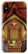 Woodstown Church IPhone Case